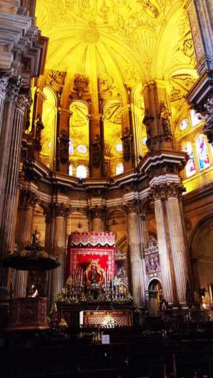 The Malaga Cathdral