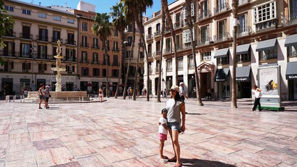 The Malaga Square