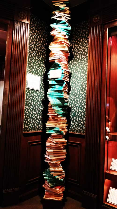Ripley's publications
