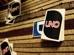 Uno, Scrabble, Engineering games