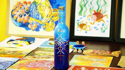 Bottle art the hobby place