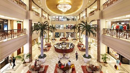 DLF Emporio Mall, Delhi