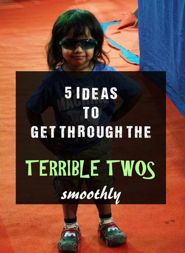 Terrible Twos that can be not so terrible