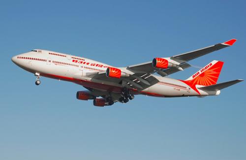 Air India evacuation