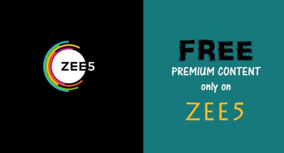Zee5 premium content