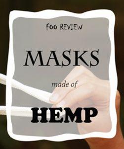 hemp masks
