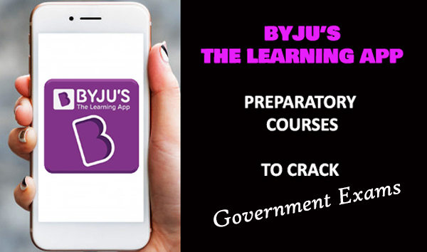 crack government exams byjus learning app IAS