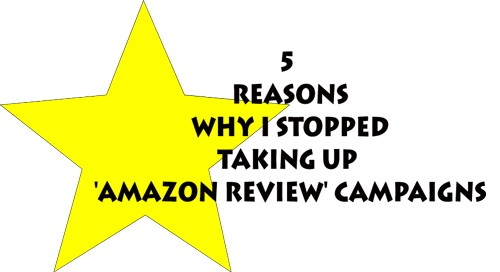 amazon review campaigns