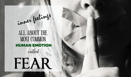 human emotion called fear