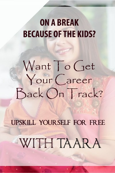 want to get your career back
