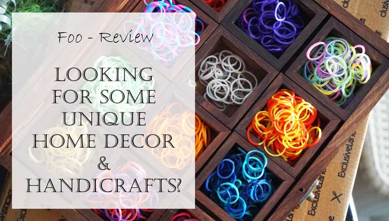 home decor and handicrafts