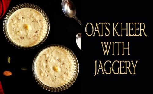 oats kheer