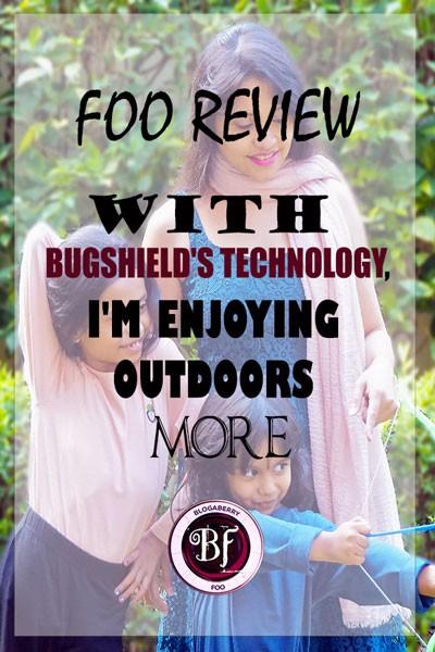 enjoying outdoors more