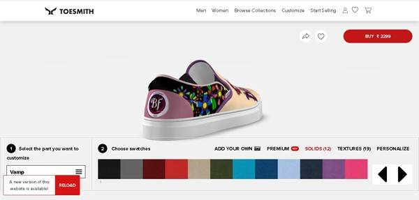 customize your sneakers