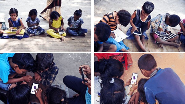 E-WASTE MANAGEMENT AND 'GIVE INITIATIVE' TO HELP THE UNDERPRIVILEGED