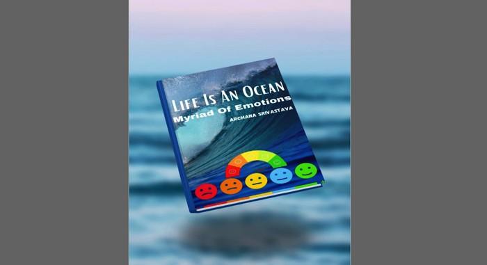 life is an ocean myriad of emotions