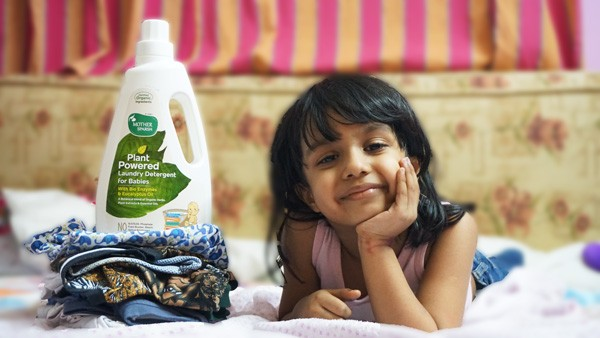 LAUNDRY DETERGENTS FOR BABIES