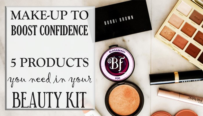 MAKE-UP TO BOOST CONFIDENCE