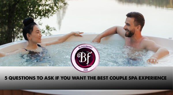 couple spa experience