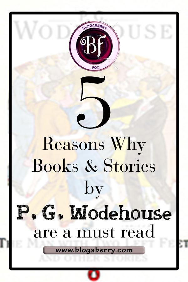 books & stories written by P. G. Wodehouse